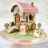 3D Cookie Gipsy Caravan