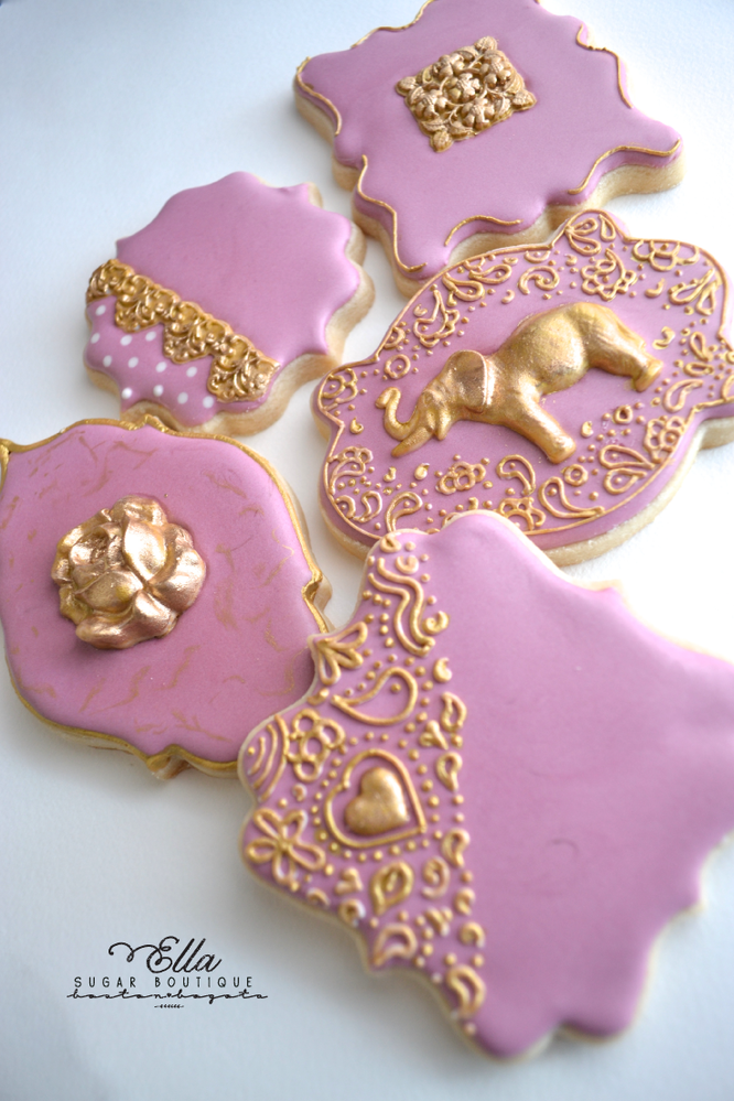 Golden Palace Cookies