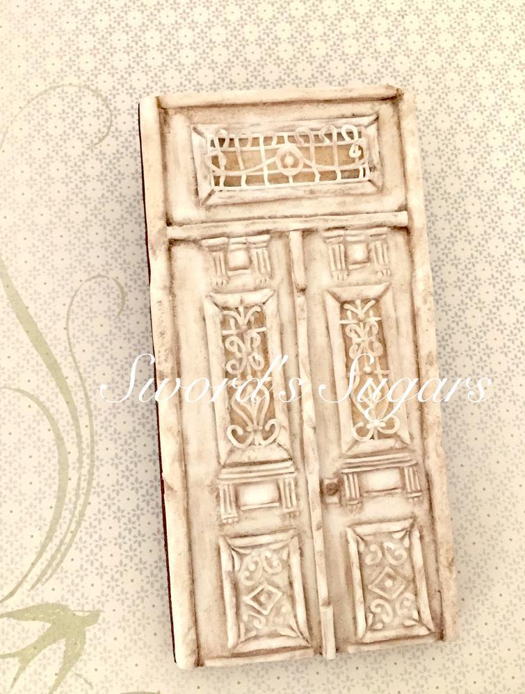 Vintage Decorative Door