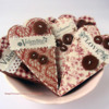 Valentine's day craft cookies