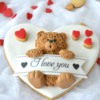 Saint Valentine's Teddy Bear