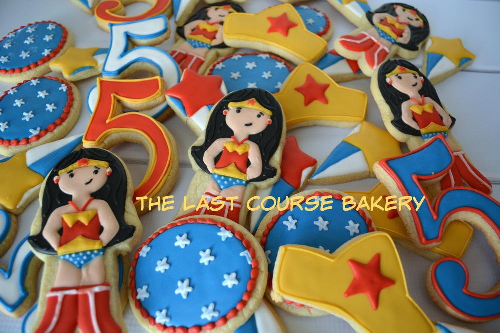 Wonder Woman Cookie Connection