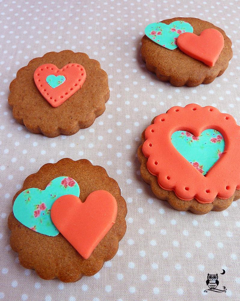 Galletitas mini San Valentín
