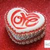 Valentine's Love Cookie Box