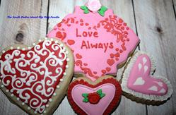 Valentine Cookies 2015