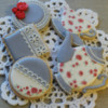 Tea Set Cookies