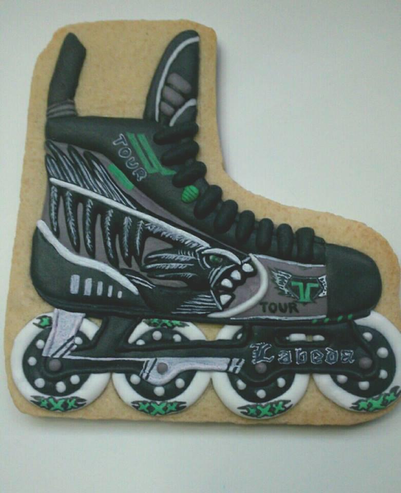 roller Hockey patin