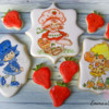 Original Strawberry Shortcake and Gang by Emma's Sweets