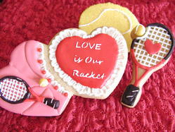 Love is Our Racket