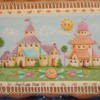 "15 1/2 X 11 1/2"" Gingerbread Wall Hanging"