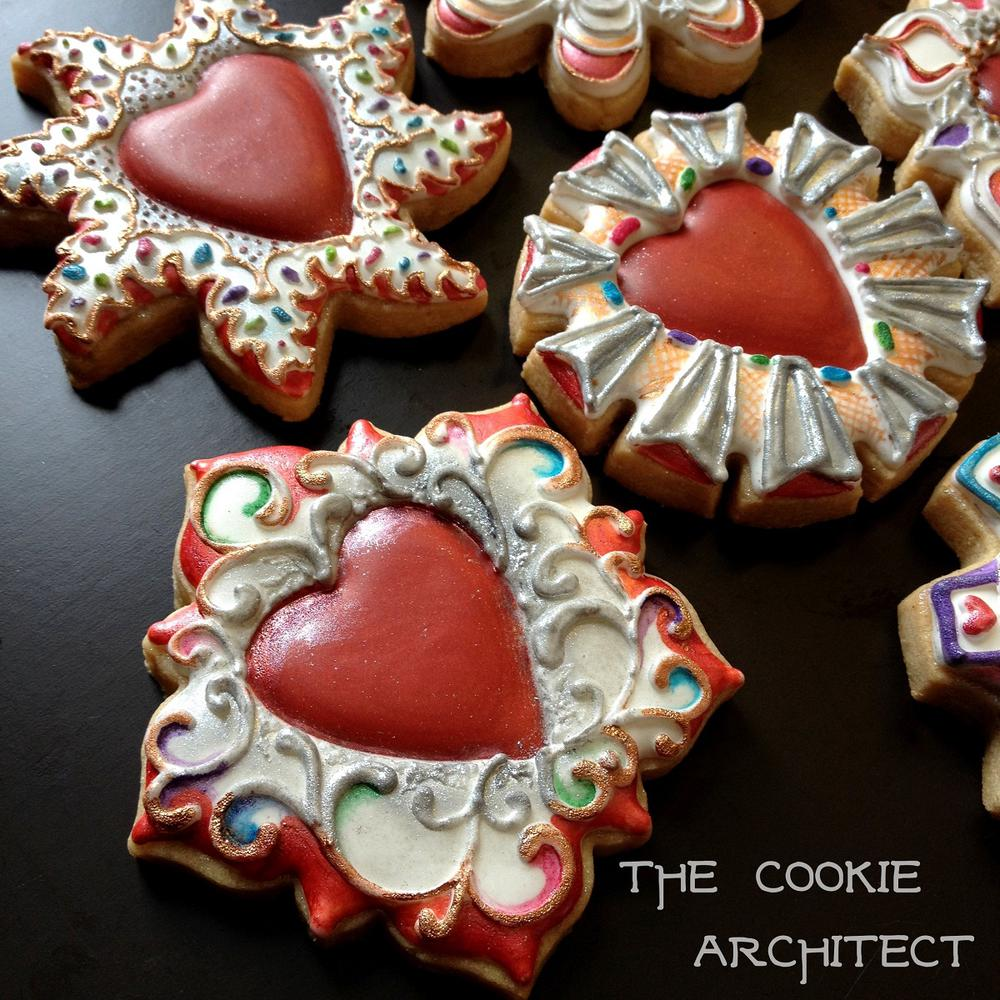 Sacred Hearts | The Cookie Architect