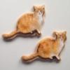 Handpainted cats