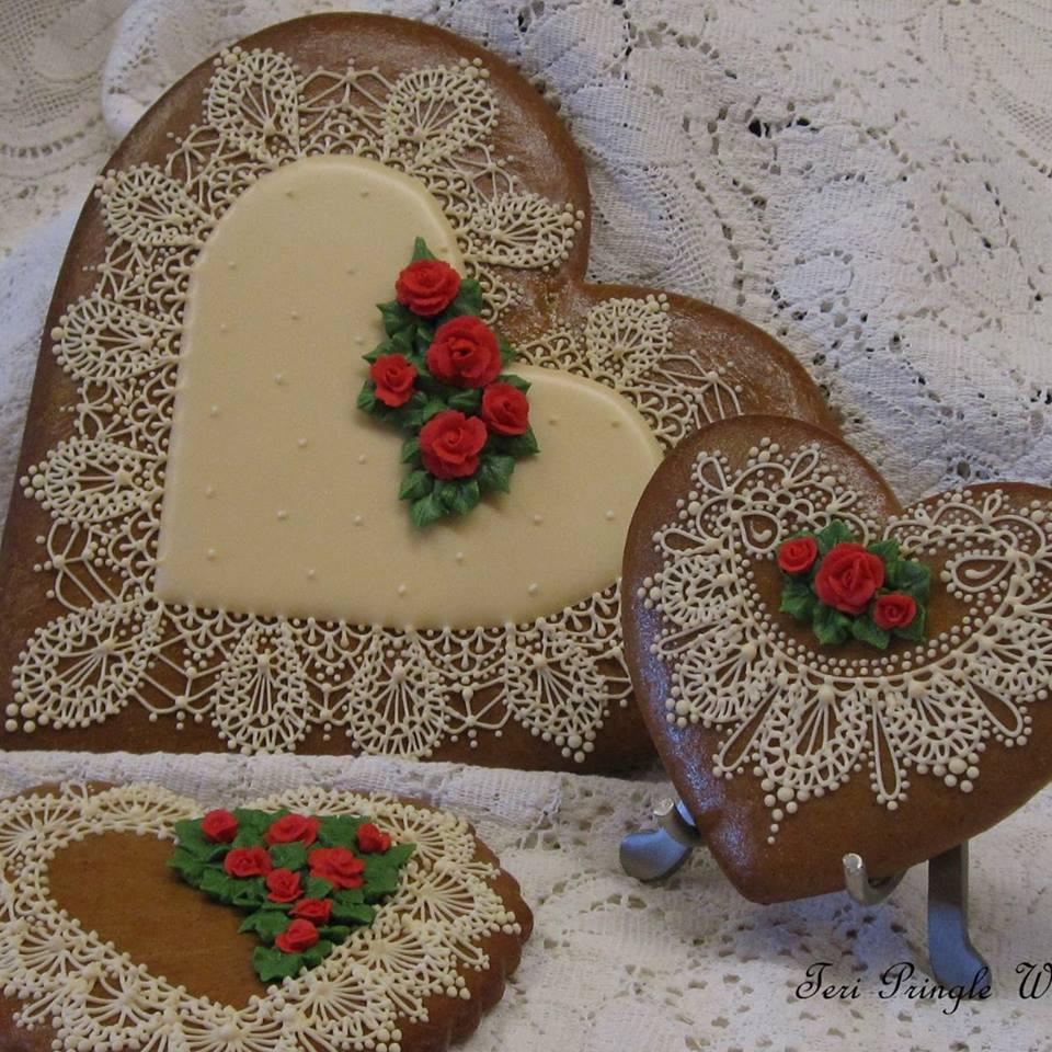 Gingerbread Lace