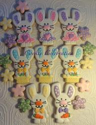 Easter Bunnies and Minis
