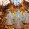 Marie Antoinette Gown Cookies
