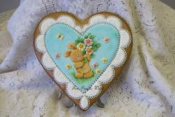 Sweet Bunny Heart