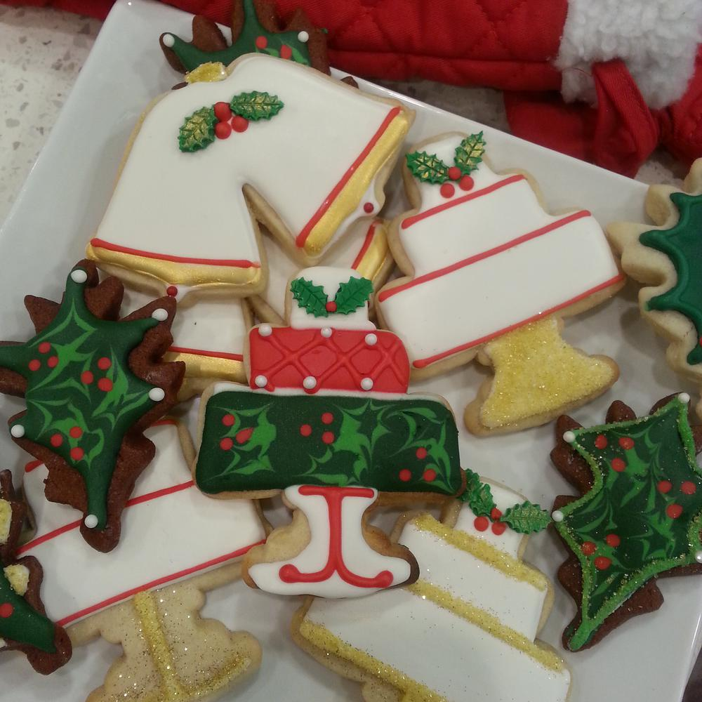 Christmas Wedding Cookies Cookie Connection