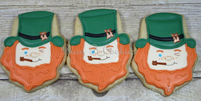 Leprechaun Sugar Cookies
