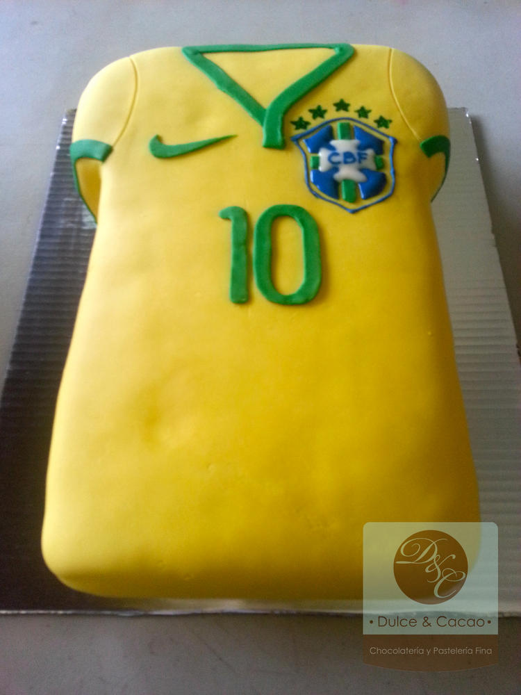 Groovy Brazil Jersey Cookie Connection Funny Birthday Cards Online Inifodamsfinfo