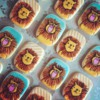 Lion-themed Cookies