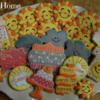 Sunshine birthday platter
