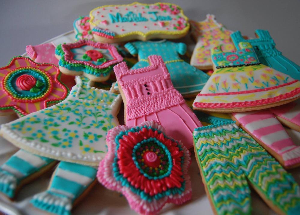 Matilda Jane-Inspired Cookies