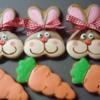 A set of gingerbread