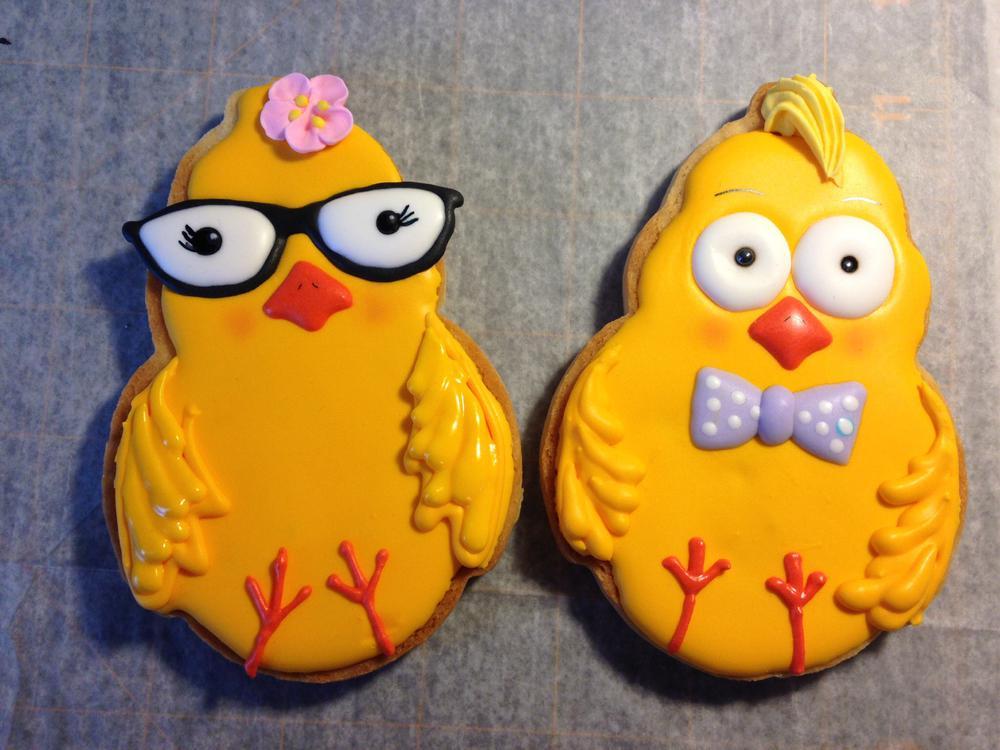 nerdy chicks