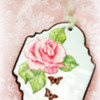 Rose Tag