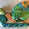 Fish by www.CookieCelebration.com