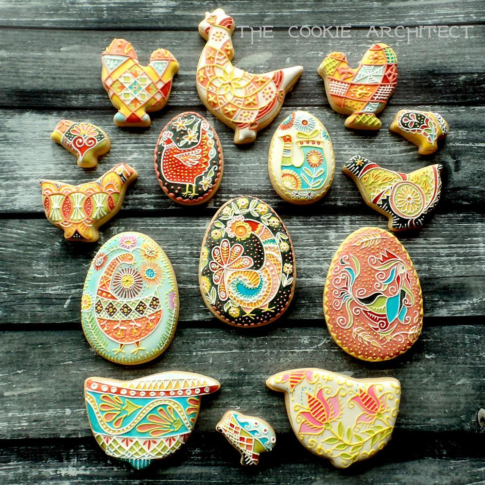 Pysanky 2015 | The Cookie Architect