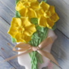 Daffodil Cookie by Emma's Sweets