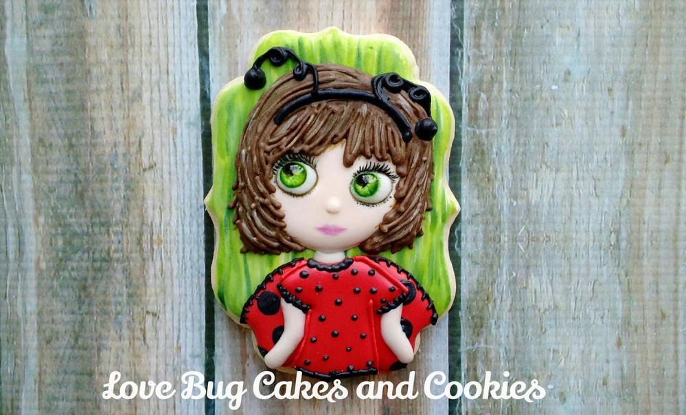 Lily Love Bug