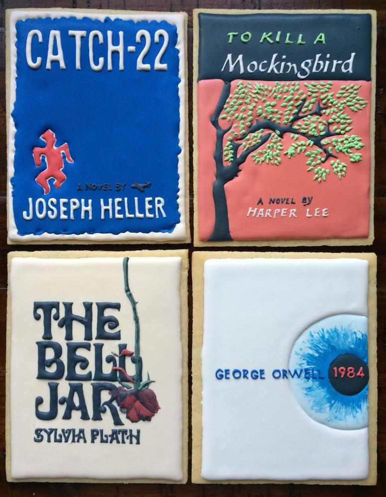 Iconic Book Covers