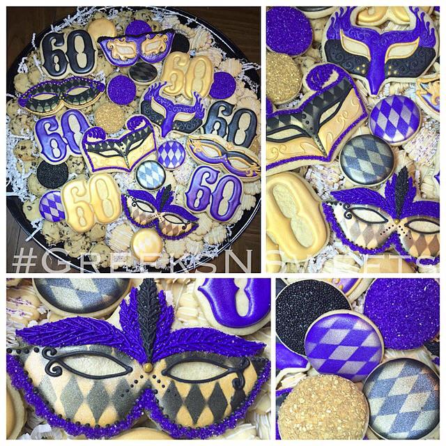 Masquerade/Mardi Gras Party - Greeks-N-Sweets