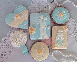 Wedding in Tiffany blue? Why not!:)