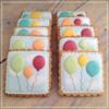 Baloon cookies