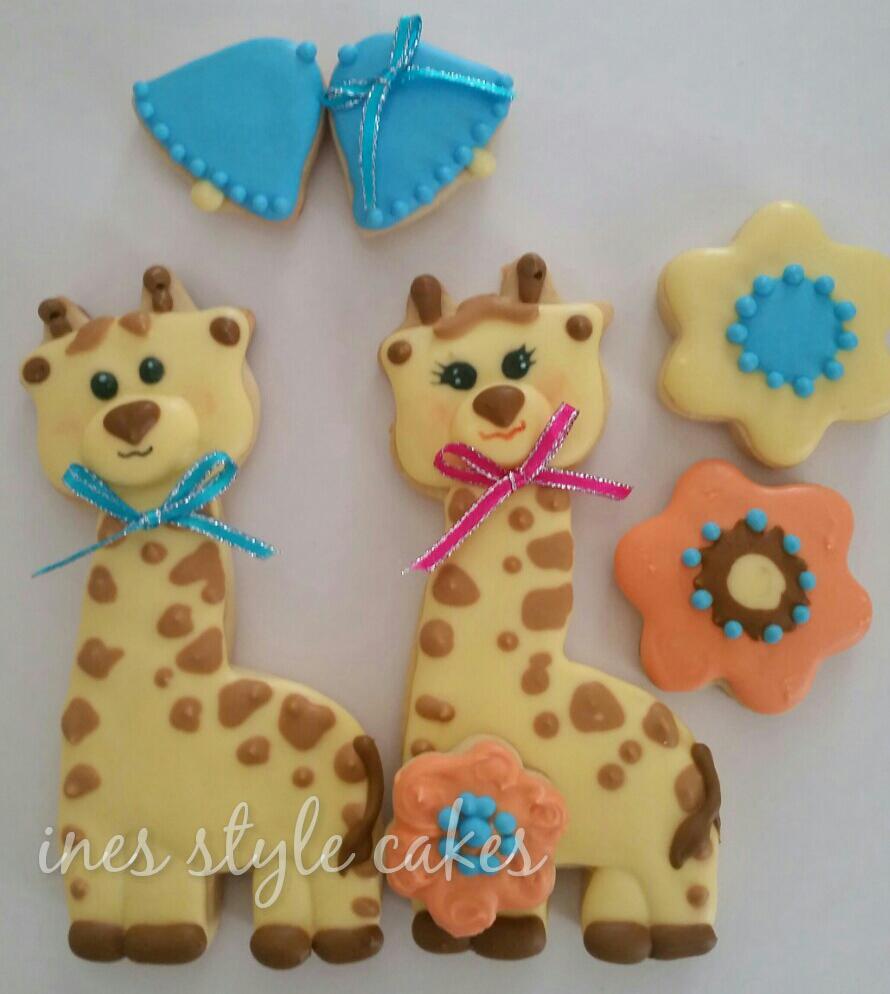 Harmonious sweet cookies