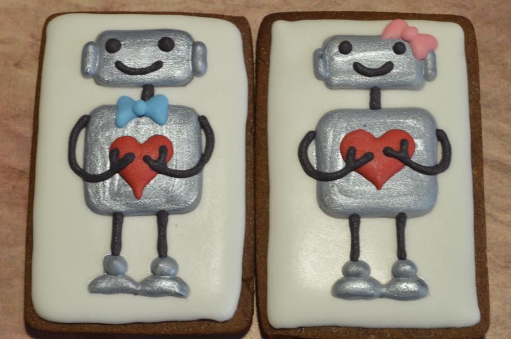 His 'n' Hers Love bots