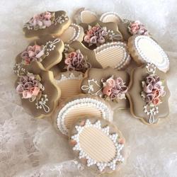 Bouquet  cookie2