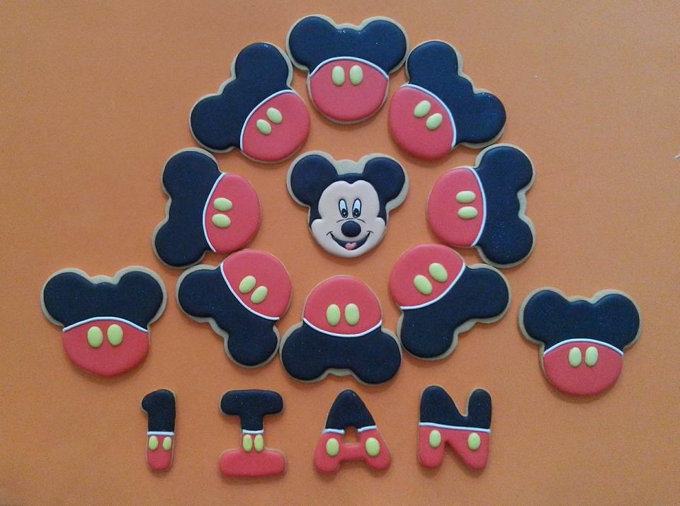 Fiesta con Mickey Mouse!!