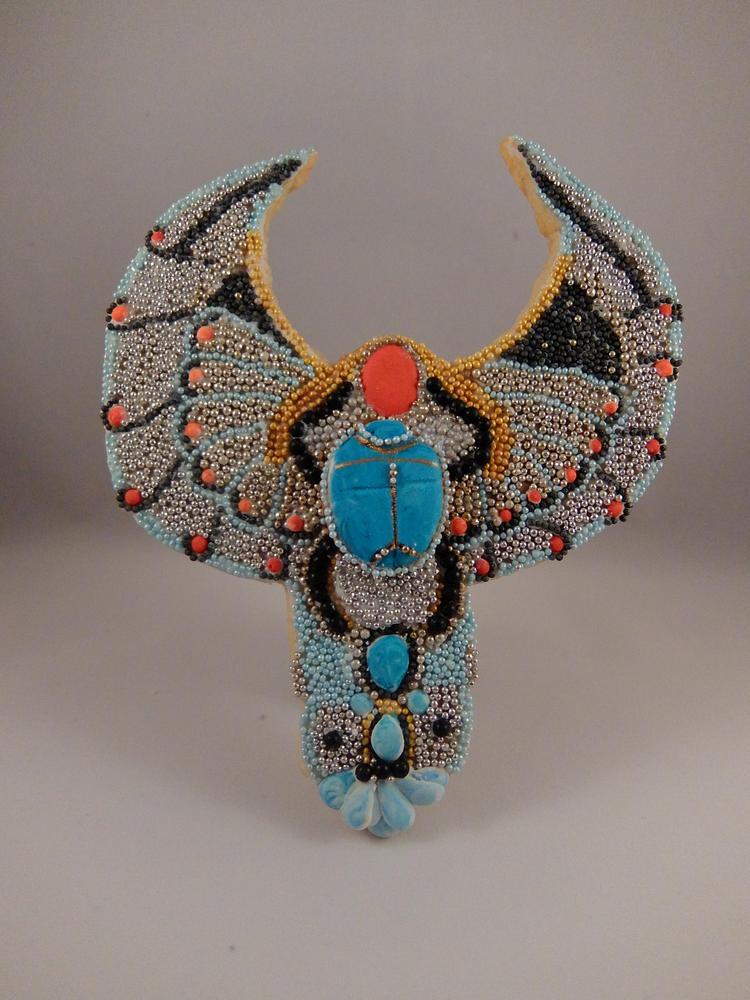 Egyptian necklace - Collar Egipcio