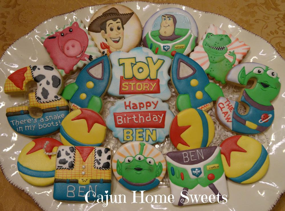 Toy Story Platter