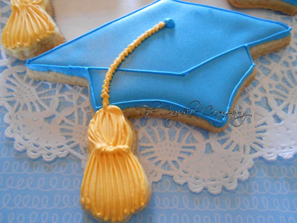 sombrerito de graduacion