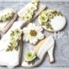 Garden Wedding Cookies