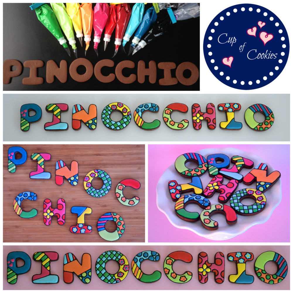 Pinocchio by Cup of Cookies