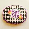 Alice in wonderland- eat me cookie