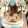 3-D Carousel Cookie