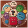 "Disney's ""Inside Out"" Cookies"