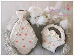 A Part of a Wedding Sampler Set